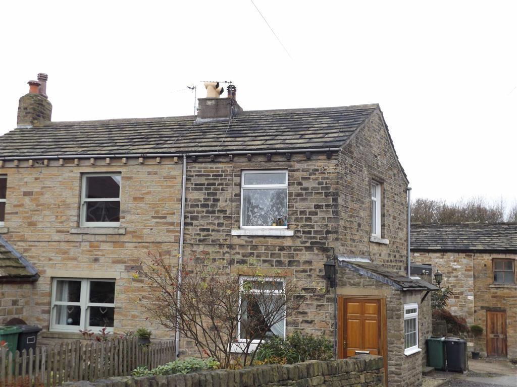 1 Bedroom End Of Terrace House for sale in Back Lane, Grange Moor, Wakefield, WF4