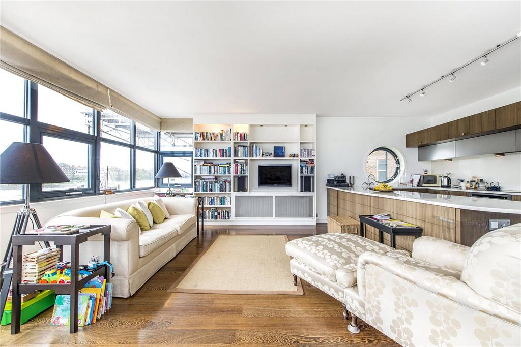 2 Bedrooms Flat for sale in Rainville Road, London, W6