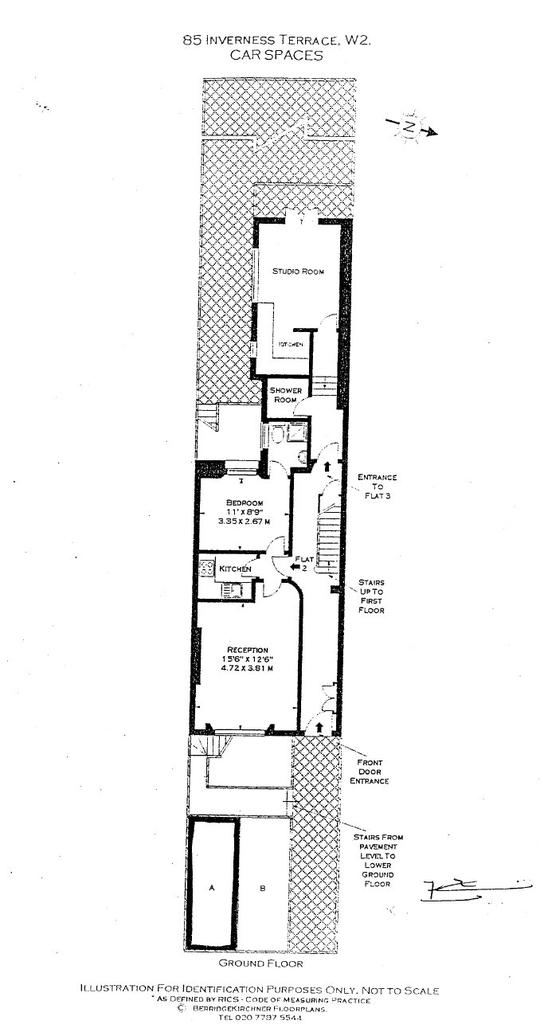 Floorplan 2 of 2: Space B