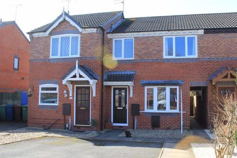 3 bedroom townhouse to rent - Carson Way, Castlefields, Stafford, Staffordshire, ST16 1LL