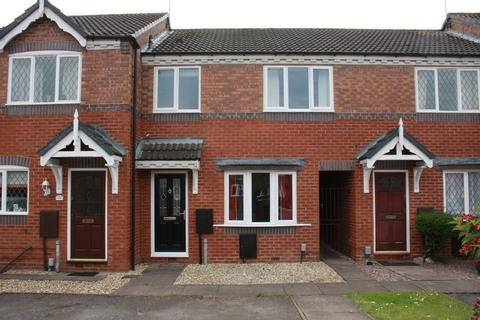 3 bedroom townhouse to rent - Carson Way, Stafford, Staffordshire, ST16 1LL