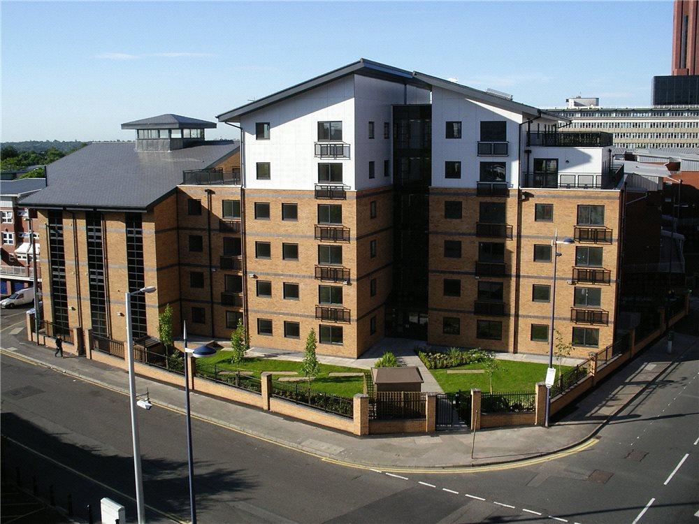 1 Bedroom Flat for sale in Regal Court, Bishopsgate Street, Birmingham, Birmingham City Centre, B15