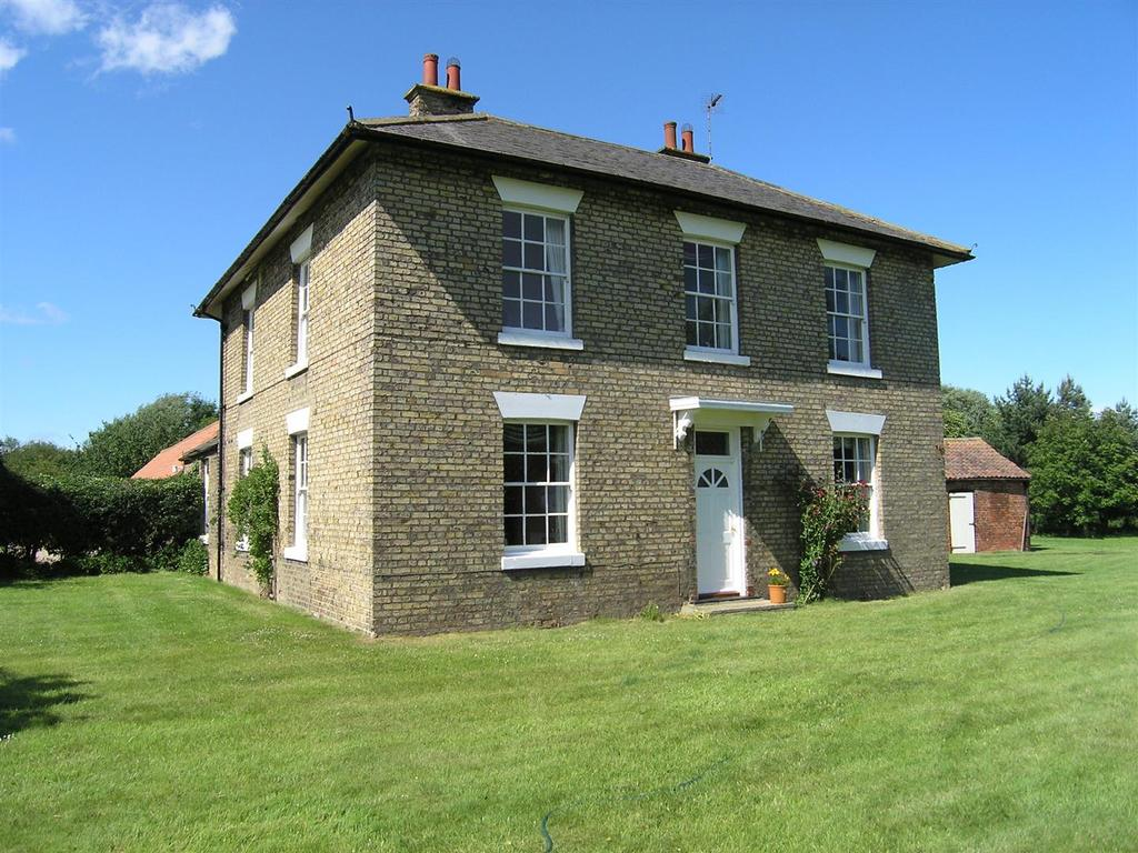 4 Bedrooms Detached House for sale in Meaux, Beverley
