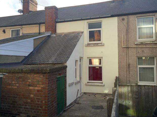 2 Bedrooms Terraced House for sale in GEORGE STREET, LANGLEY PARK, DURHAM CITY : VILLAGES WEST OF