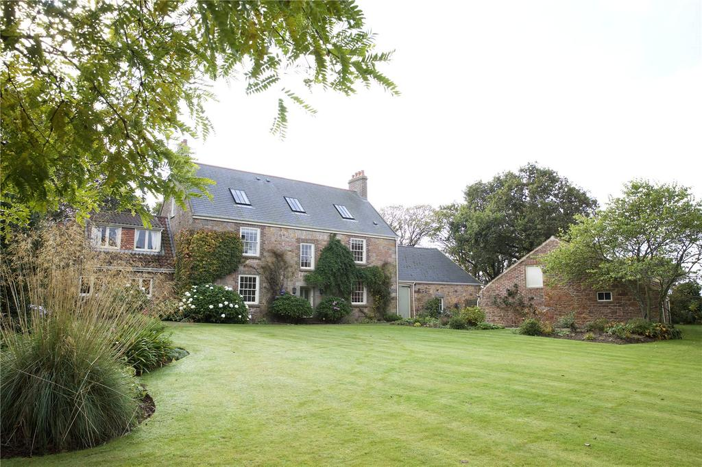 7 Bedrooms Detached House for sale in La Rue A Georges, St. Mary, Jersey, JE3