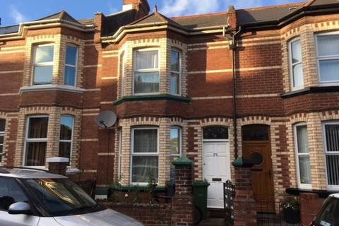 4 bedroom terraced house to rent - Park Road Exeter EX1