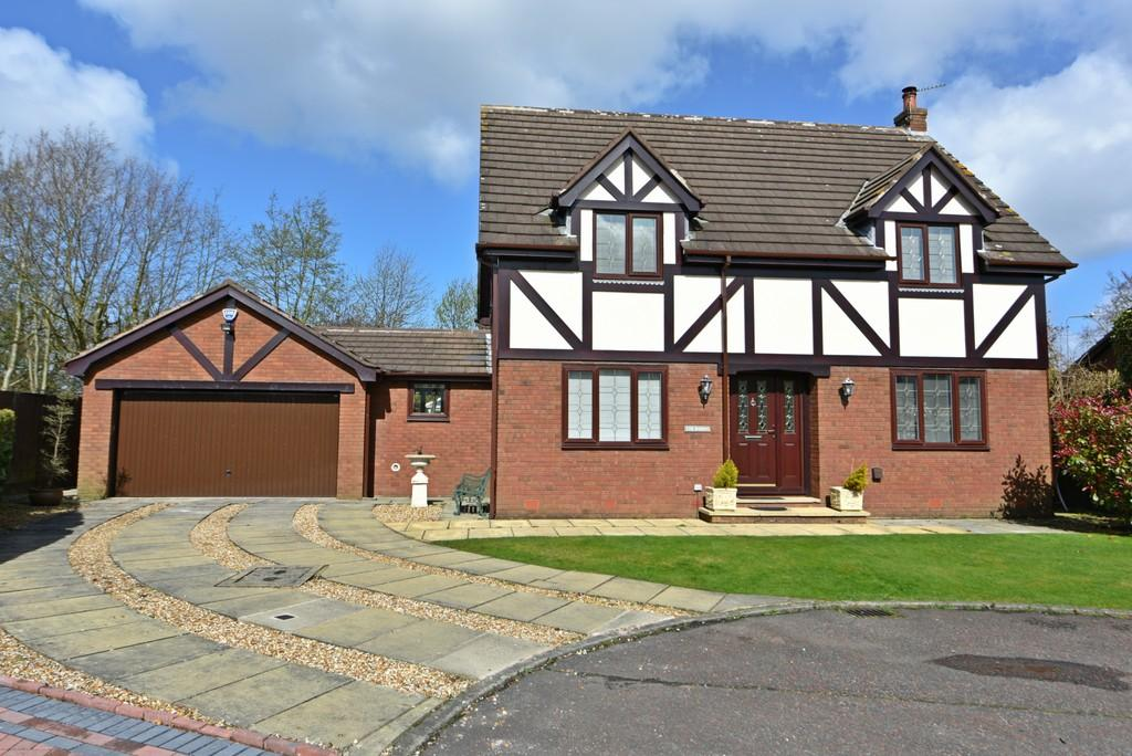 4 Bedrooms Detached House for sale in Brown Edge Close, Scarisbrick