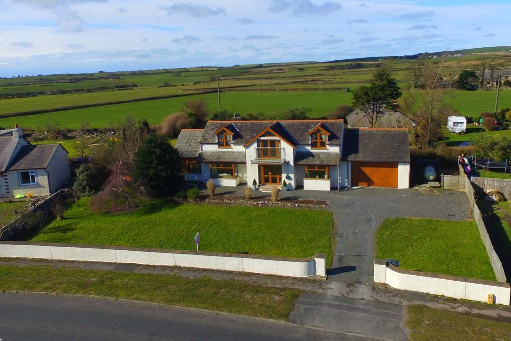 4 Bedrooms Detached House for sale in Lynmarris, Goadsbarrow, Ulverston