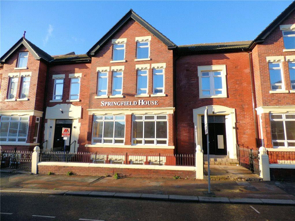 2 Bedrooms Apartment Flat for sale in APARTMENT BLOCK, Springfield House, Springfield Road, Blackpool, Lancashire