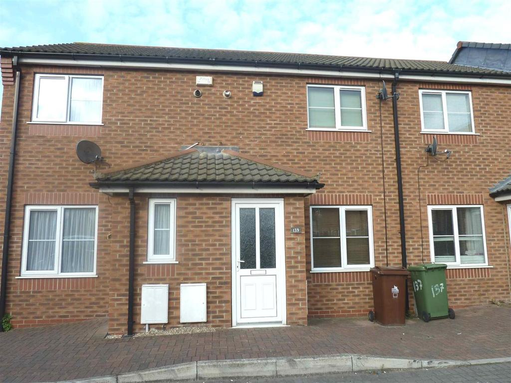 2 Bedrooms Terraced House for sale in Boulevard Avenue, Grimsby