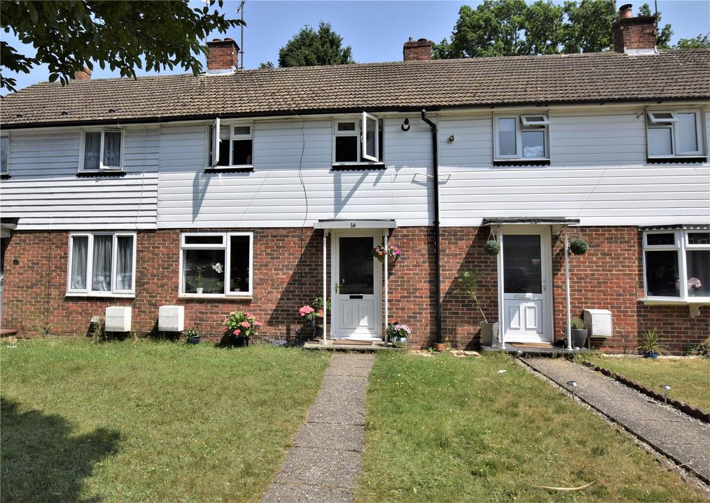 2 Bedrooms Terraced House for sale in Abbots Road, Reading, Burghfield Common, RG7
