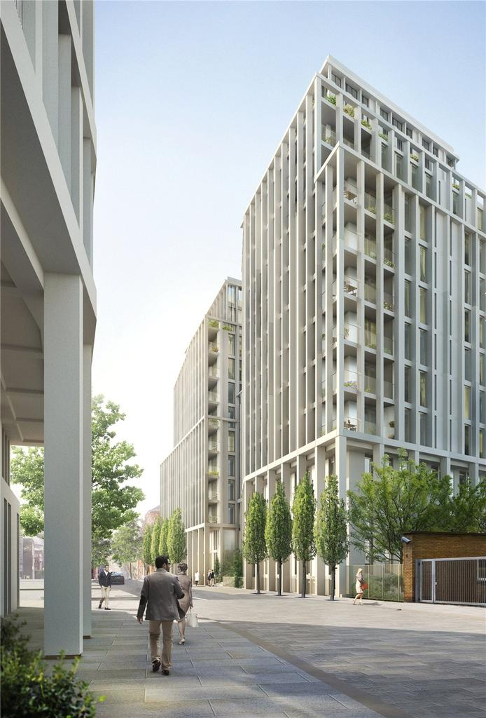 2 Bedrooms Flat for sale in Abell and Cleland, John Islip Street, London