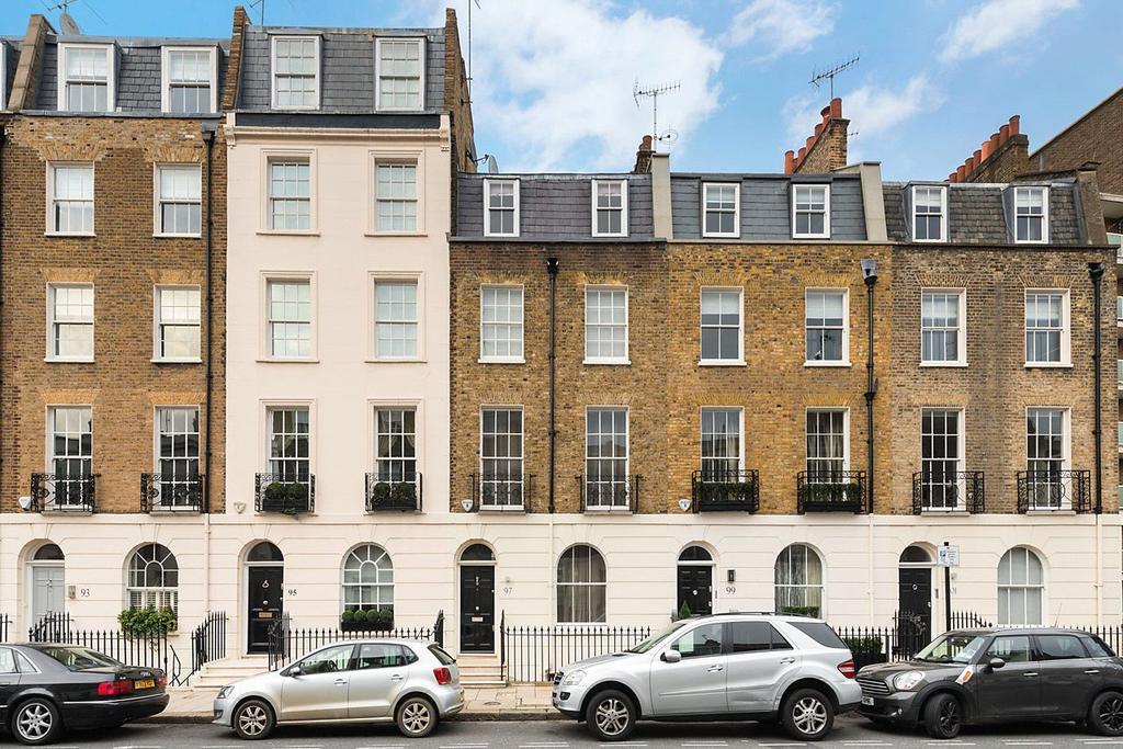 4 Bedrooms Terraced House for sale in Eaton Terrace, Belgravia, London