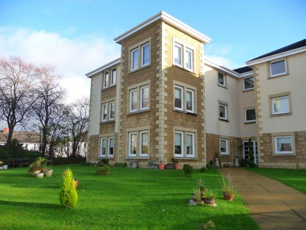 2 Bedrooms Flat for sale in Bruce Avenue Ladywell Court, Motherwell, ML1