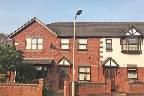 2 bedroom terraced house to rent - Chardstock Close, Exeter