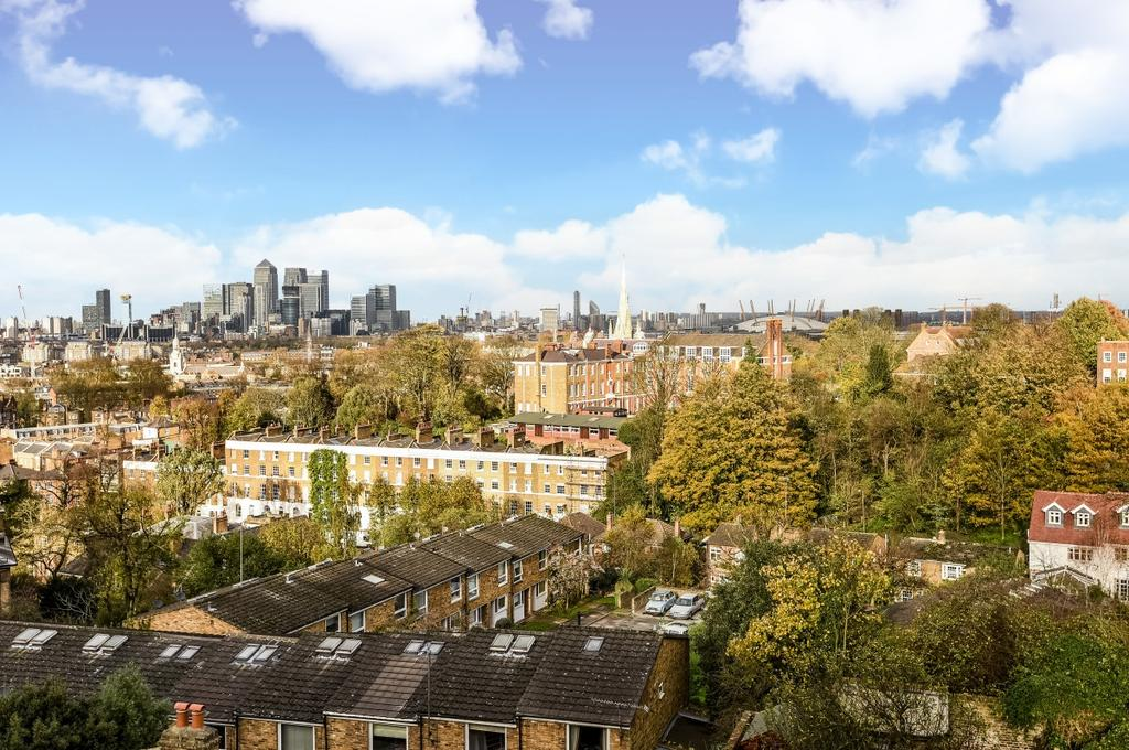 2 Bedrooms Flat for sale in West Grove West Greenwich SE10