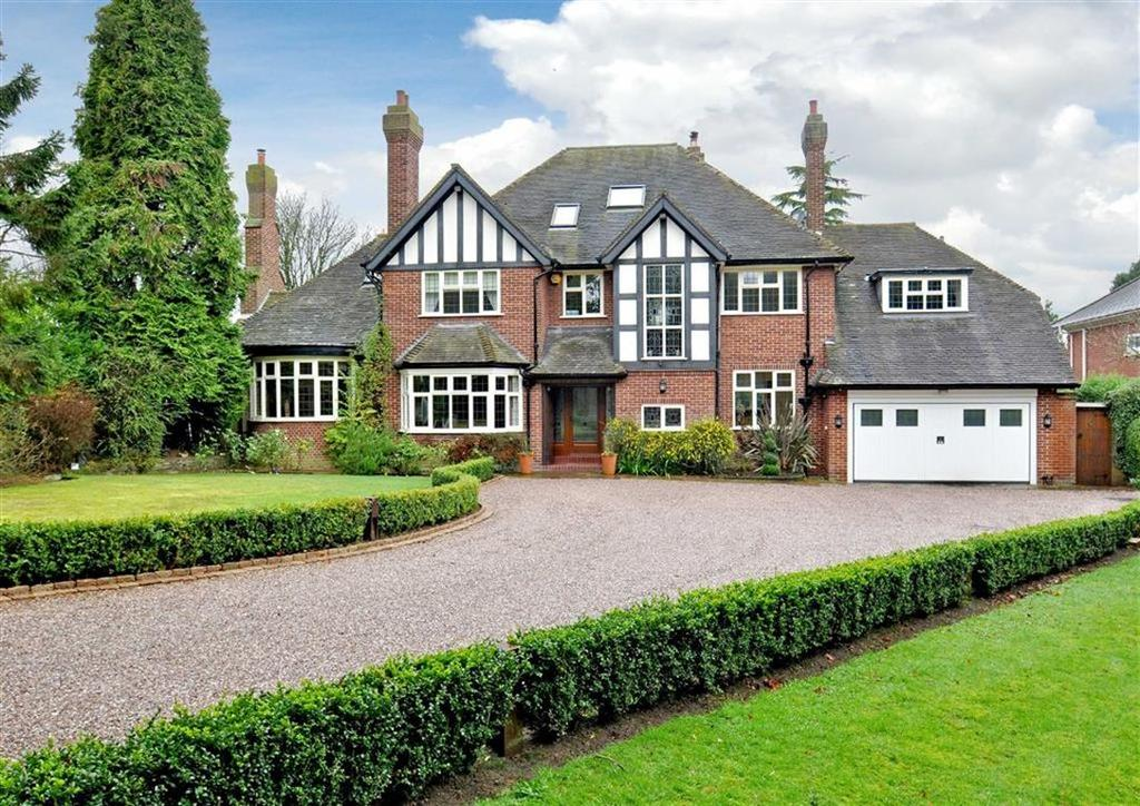 6 Bedrooms Detached House for sale in Fairwood, Ash Hill, Compton, Wolverhampton, West Midlands, WV3