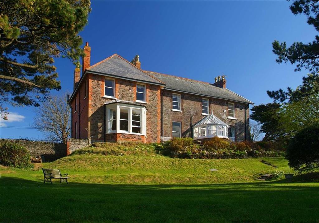 10 Bedrooms Detached House for sale in North Morte Road, Mortehoe, Woolacombe, Devon, EX34