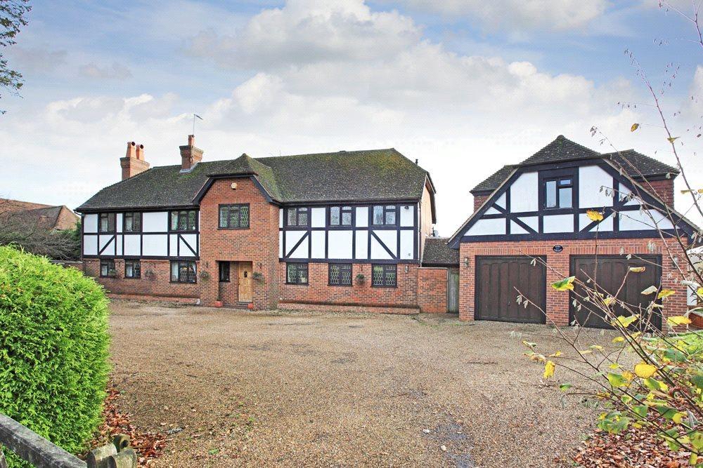 5 Bedrooms Detached House for sale in Oak Lane, Sevenoaks, Kent, TN13