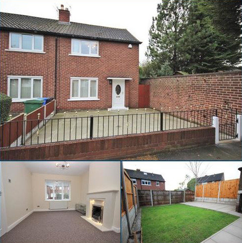 2 bedroom terraced house to rent - Jasmine Grove, WIDNES, Cheshire