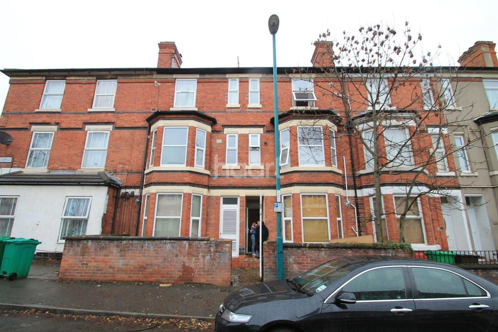 2 Bedrooms Flat for sale in Noel Street, Forest Fields,Nottingham