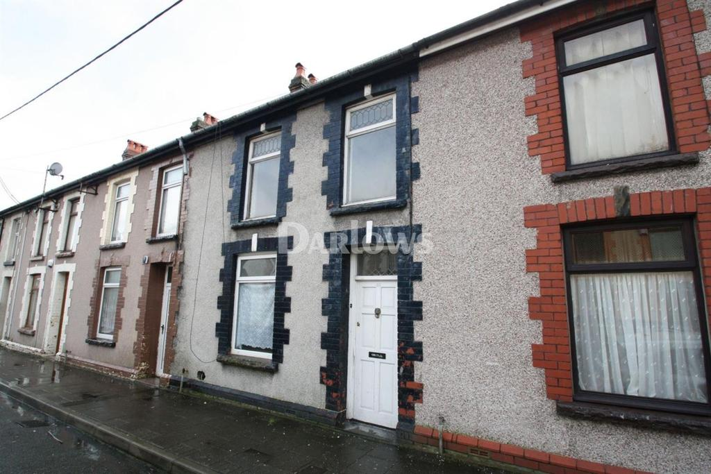 2 Bedrooms Terraced House for sale in Treharne Street, Cwmparc