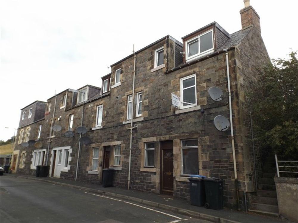 2 Bedrooms Flat for rent in Glendinning Terrace, Galashiels, UK