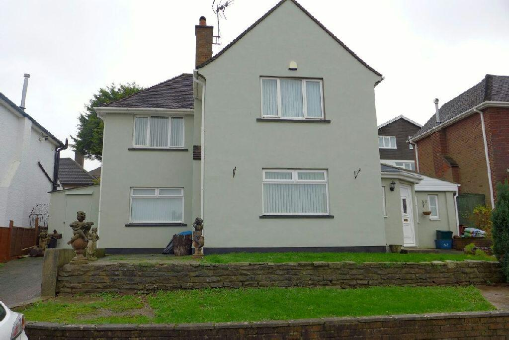 3 Bedrooms Detached House for sale in Old Hill Crescent, Christchurch, Newport