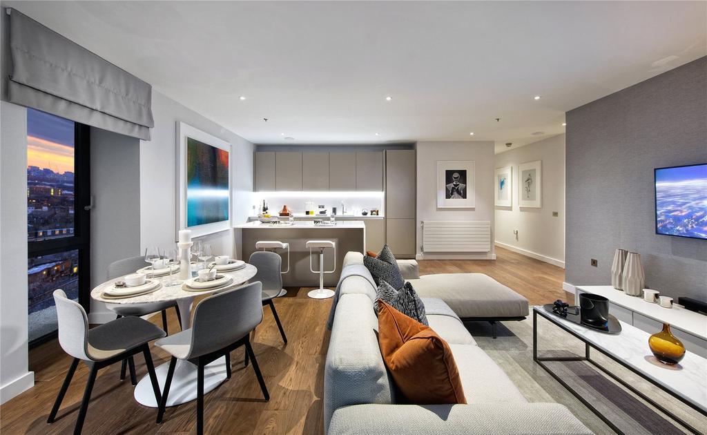 2 Bedrooms Flat for sale in ALTO, Wembley Park, London, HA9