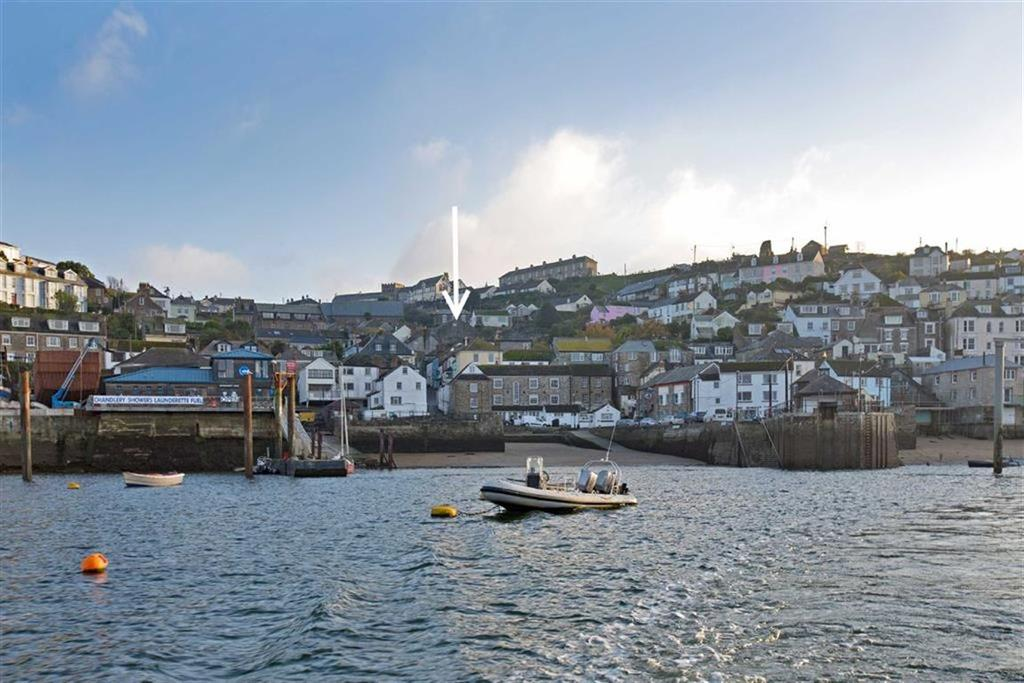 4 Bedrooms Detached House for sale in Fore Street, Polruan, Cornwall, PL23