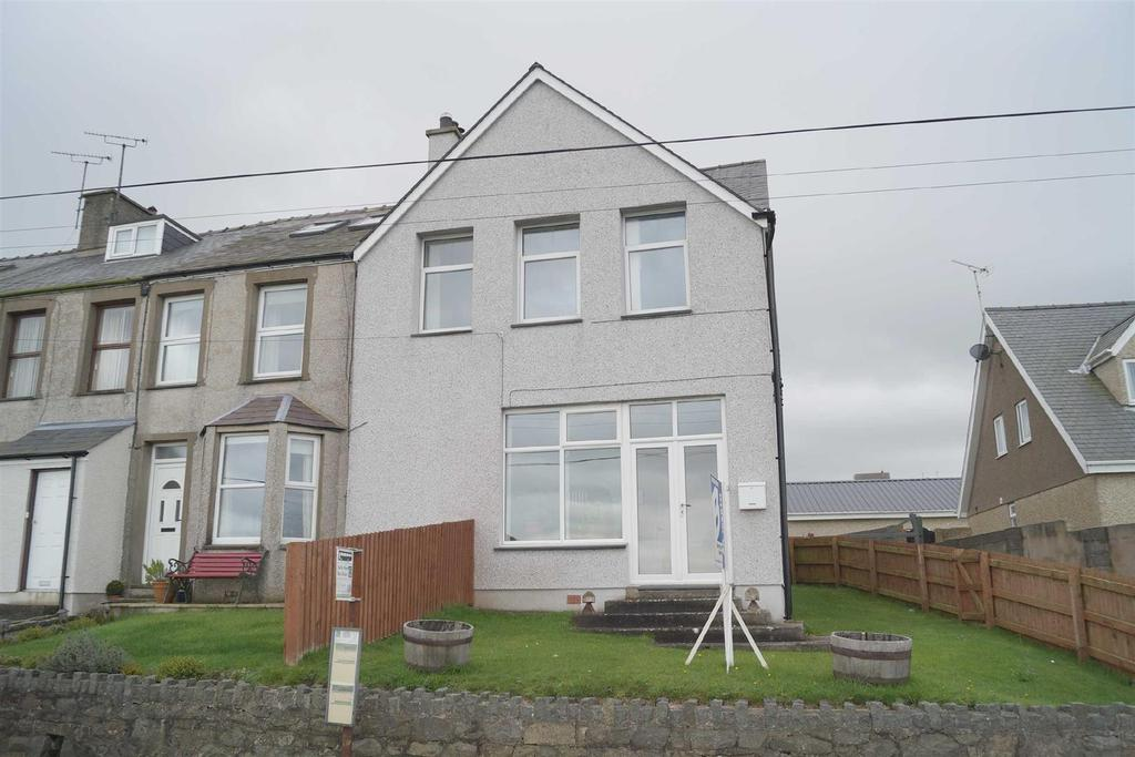 2 Bedrooms Terraced House for sale in Pistyll Terrace, Pistyll
