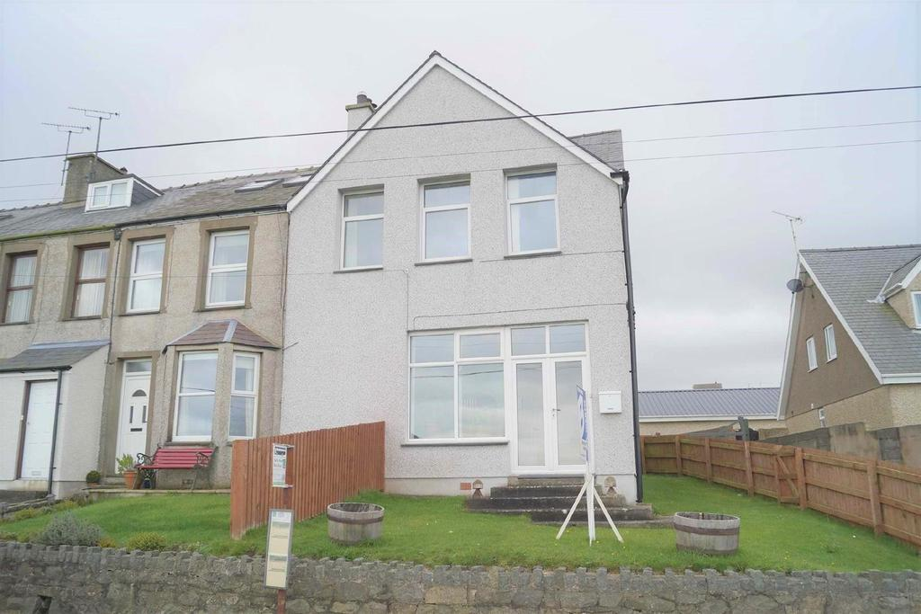 2 Bedrooms End Of Terrace House for sale in Pistyll Terrace, Pistyll