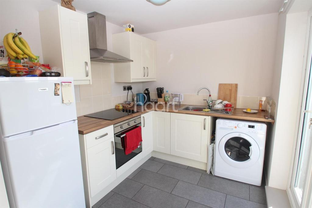 2 Bedrooms Flat for sale in Misterton Court, Orton Goldhay