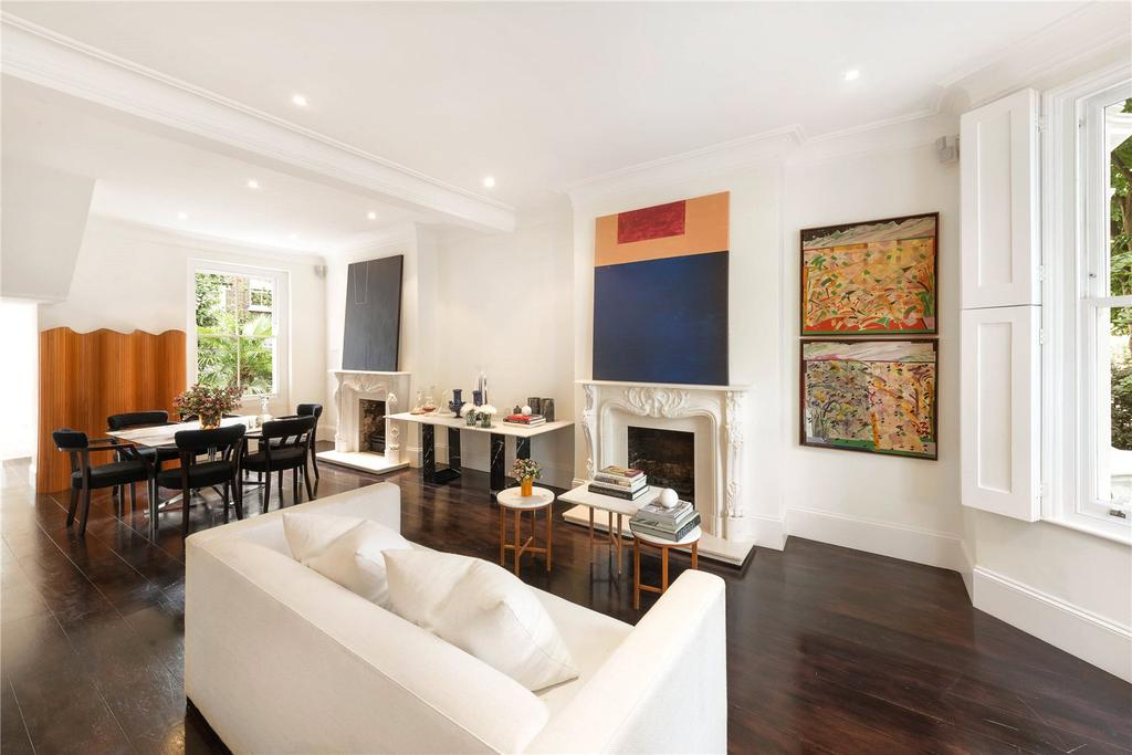 4 Bedrooms Flat for sale in Edith Grove, Chelsea, London
