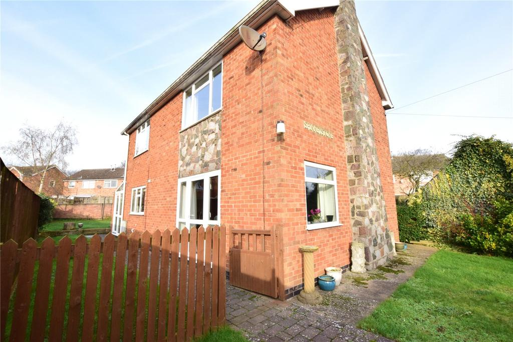 3 Bedrooms Detached House for sale in Thorpe Road, Melton Mowbray, Leicestershire