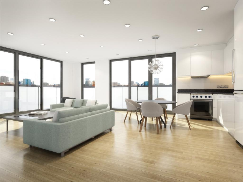 2 Bedrooms Flat for sale in Coombe Cross, Croydon, CR0