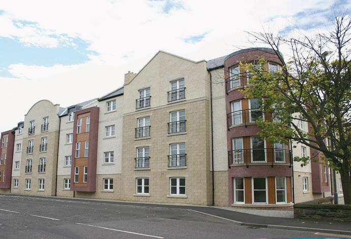 2 Bedrooms Flat for sale in 8 Hendersons Court, Kelso, TD5 7BG