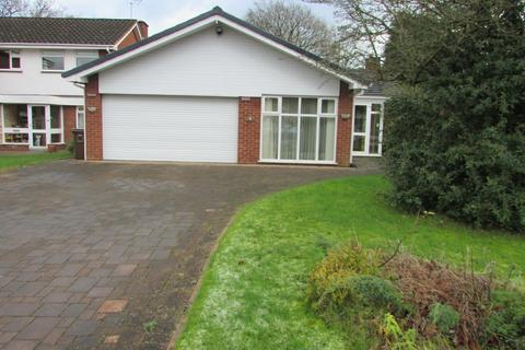 3 bedroom detached bungalow to rent - Arley Road, Solihull