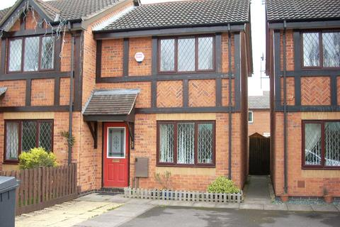 2 bedroom townhouse to rent - Kirby Frith, Leicester LE3