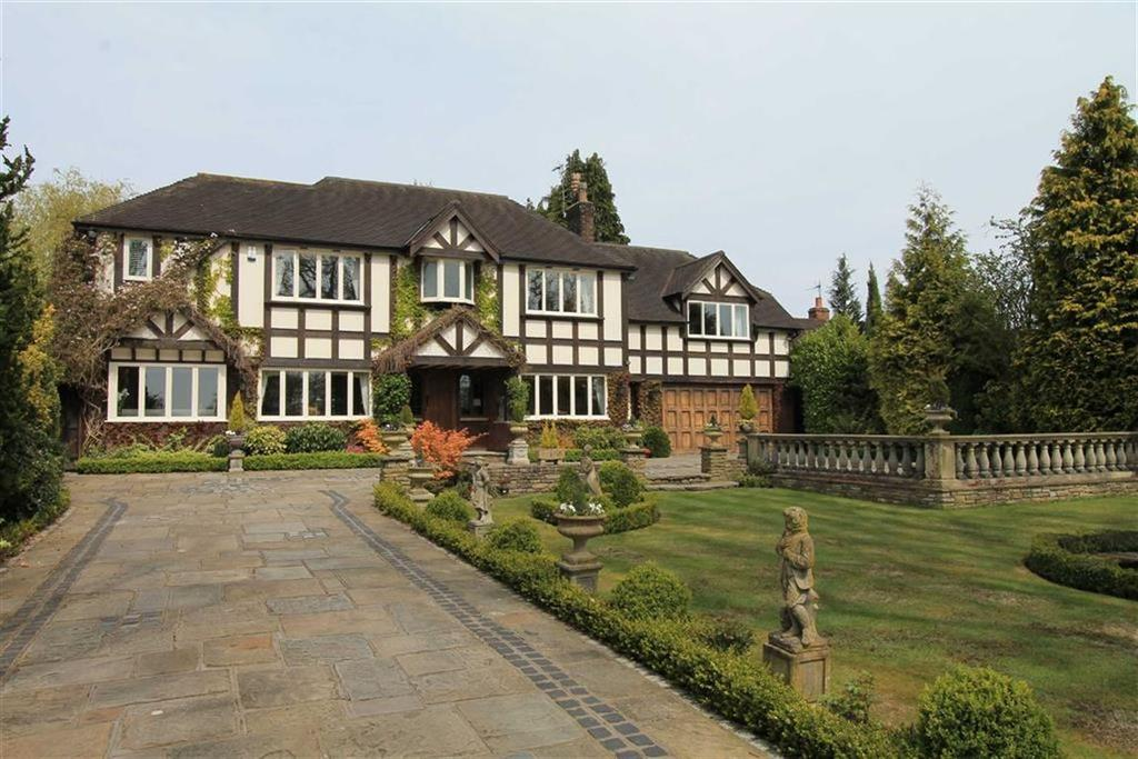5 Bedrooms Detached House for sale in Wilmslow Road, Woodford