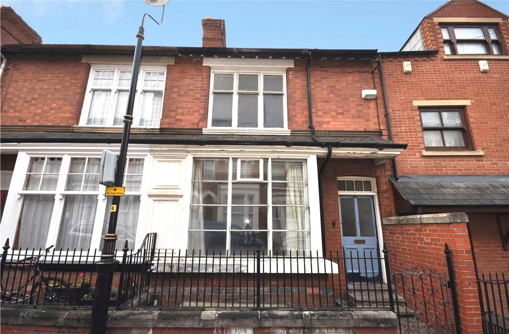 3 Bedrooms Terraced House for sale in Gotham Street, Leicester, Leicestershire