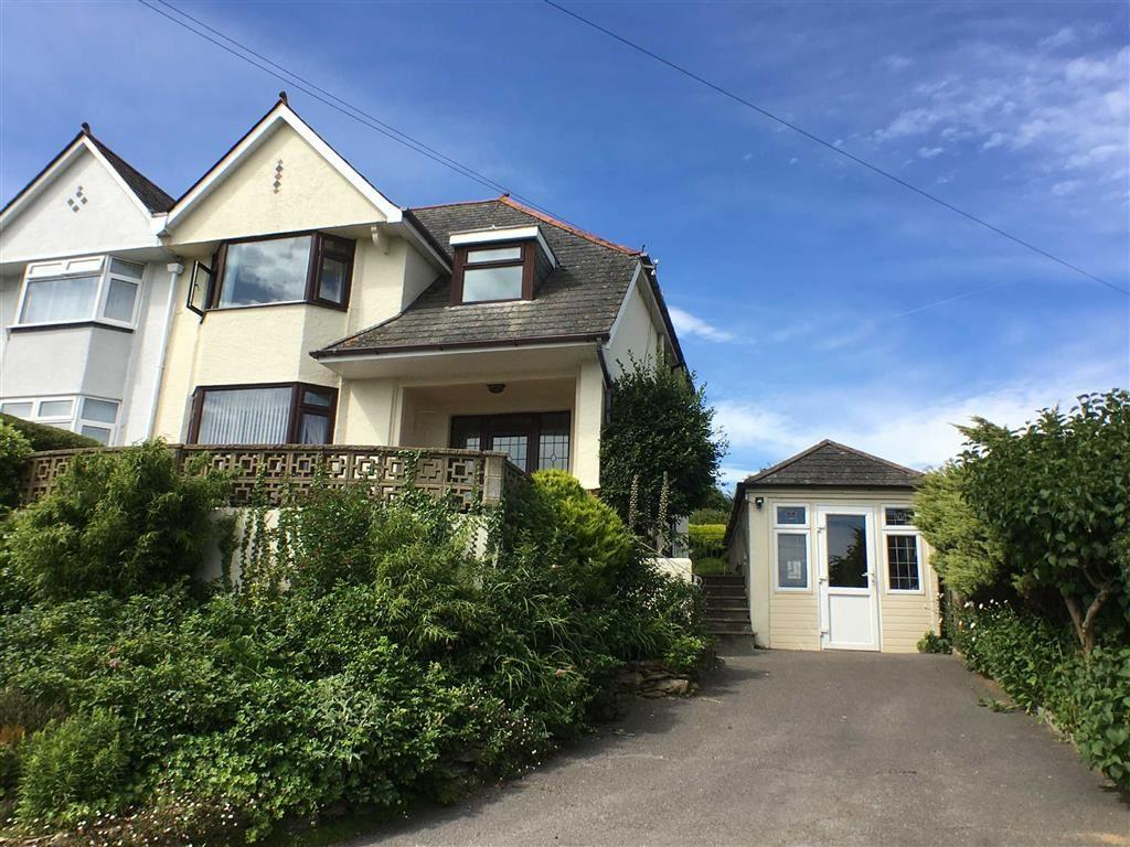 4 Bedrooms Semi Detached House for sale in Embankment Road, Kingsbridge, Devon, TQ7