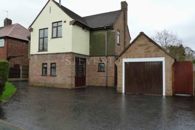 4 Bedrooms Detached House for sale in SOUTHFIELD GROVE FINCHFIELD WOLVERHAMPTON
