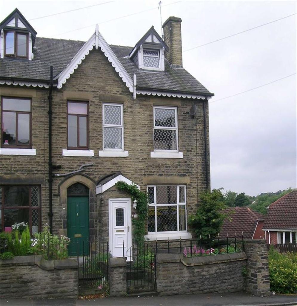 3 Bedrooms End Of Terrace House for sale in 19, Shawclough Road, Shawclough, Rochdale, OL12