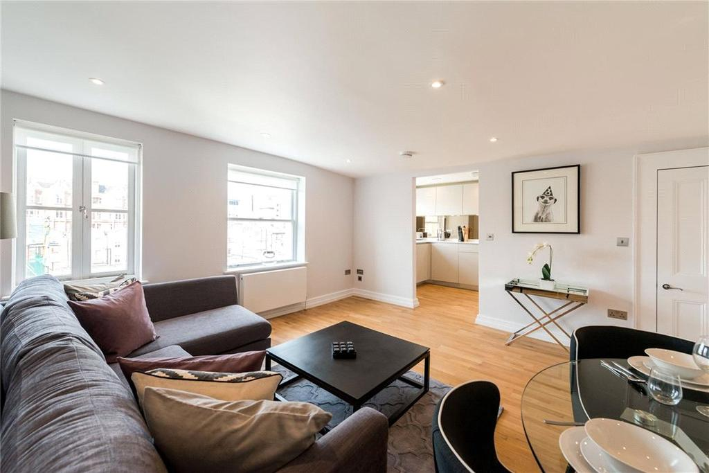 3 Bedrooms Flat for sale in Gloucester Place, Marylebone, London, W1U