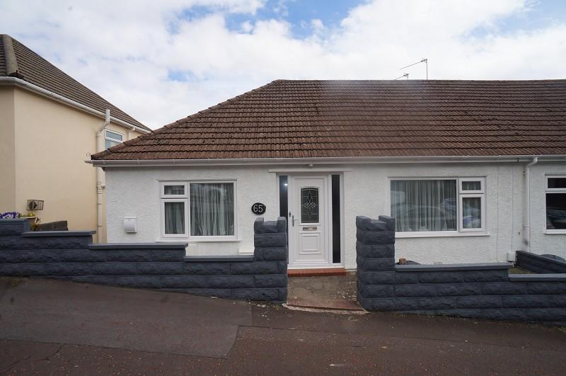 2 Bedrooms Bungalow for sale in Wenvoe Terrace, Barry, The Vale Of Glamorgan. CF62 7ET