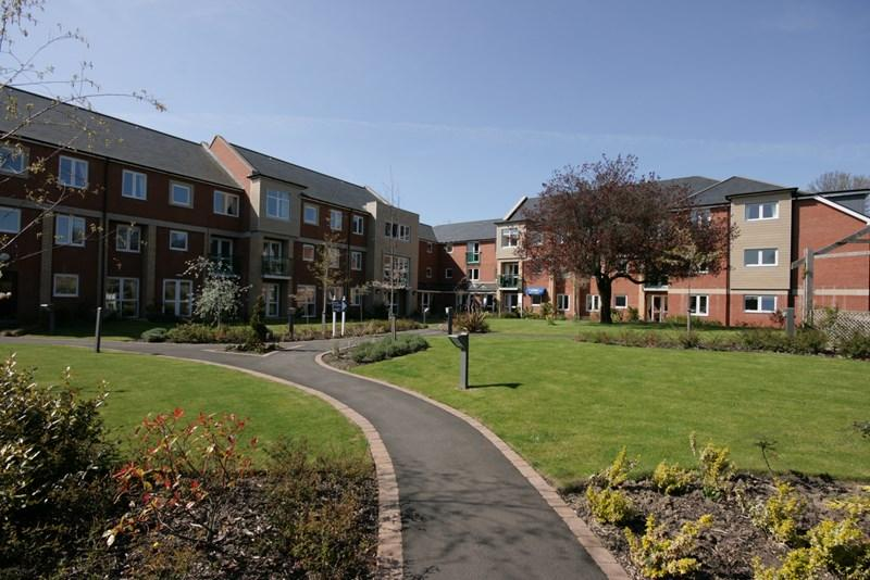 1 Bedroom Apartment Flat for sale in Henderson Court, Ponteland, Newcastle upon Tyne