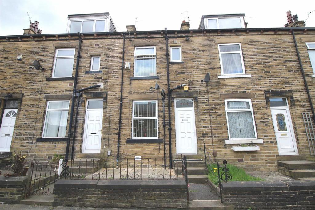 3 Bedrooms Terraced House for sale in Longford Terrace, Bradford, BD7 2PE