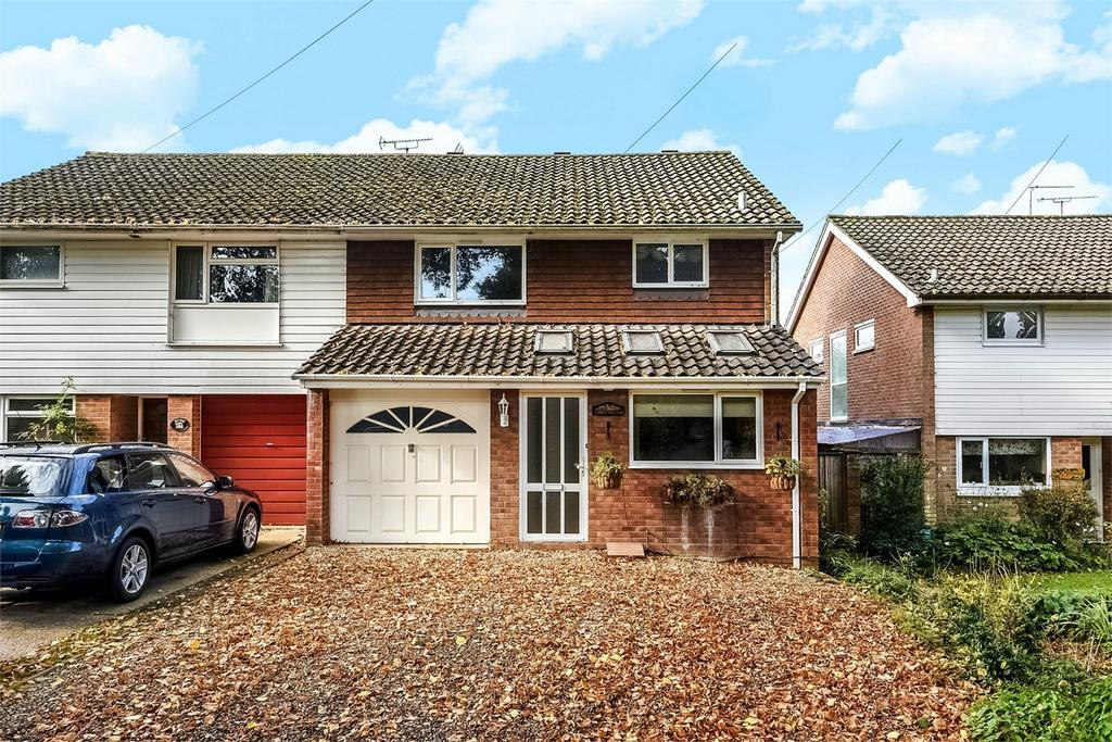 4 Bedrooms Semi Detached House for sale in Alresford, Hampshire