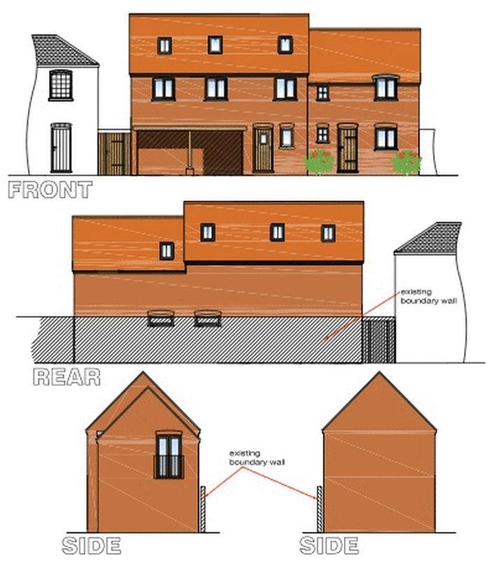 Land Commercial for sale in Bridge Street, Saxilby, Lincoln